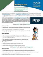 10  pesticides - minimizing exposure