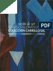 """Entradas al Catálogo """"Razón de Ser"""", 2014"""
