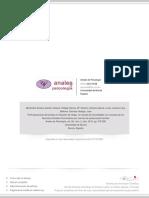 Perfil Psicosocial de Familias en Situación de Riesgo. Un Estudio de Necesidades