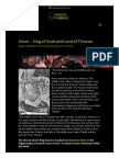 Amon – King of Gods and Lord of Thrones _ GnosticWarrior.com