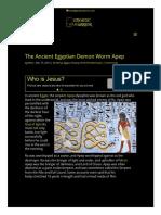 Apep (Apophis) _ GnosticWarrior.com