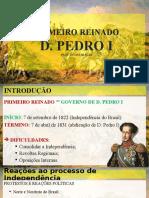 2 - PRIMEIRO REINADO