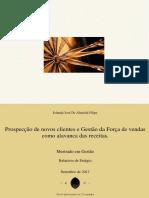Relatório de Estágio (Iolanda Filipe,Nº 2009131172)