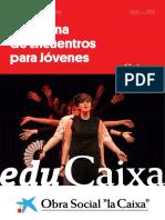 Programa Encuentros CaixaEscena 2015_v02_ES