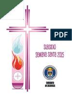 Subsidio Semana Santa Seminario