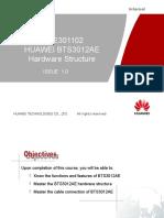 BTS3012AE Hardware Structure