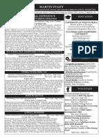 resume 1262015