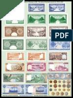 Η πορεία της κυπριακής λίρας από το 1955 μέχρι το 2007