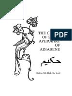 Creed of Saint Aphrahat of Adiabene