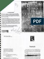 La Otra Historia de La Sexualidad Chimo Fernandez de Castro