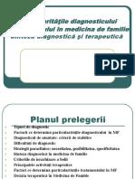 Particularitatile Diagnosticului Si Tratamentului