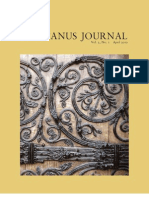 Africanus Journal Volume 2 No. 1