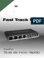 Manual FastTrackUltra QSG ES