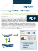 LogRhythm PaloAlto Solution Brief