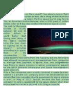 Space Tourism.docx