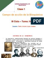1 - Clase de Bioquimica