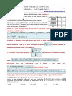 2014 Matematica Estatistica e Probalidade 1