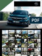 Catalogo Opel Insignia 2016