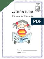 Cuadernillo Literatura Primero 15-16
