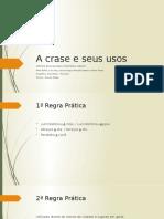 A crase e seu usos.pptx