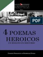 4 poemas heroicos