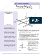 Suspended Ceiling 401