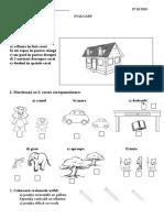 Elemente Pregătitoare Pentru Intelegerea Conceptului de Numar Natural-eval.
