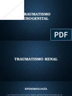 Traumatismo urogenital