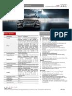 Ficha Técnica A4 1.4 Design