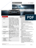 Ficha Técnica A4 1.4 Sport