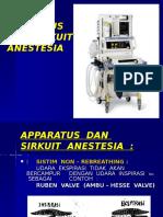6. Sistem Anestesia Inhalasi Dan