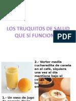 Truquitos de Salud (1)
