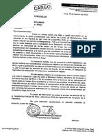 Mendoza solicita inspección a las Lomas de Mangomarca y Lomas de Lachay