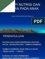 Nutrisi & Cairan Anak.ppt