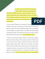 Estudo Avançado em Genesis no Pentateuco