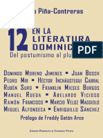 12 en La Literatura