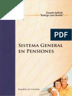 Sistema General en Pensiones