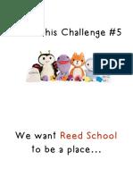 kimochis challenge 5