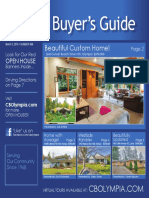 Coldwell Banker Olympia Real Estate Buyers Guide March 5 2016