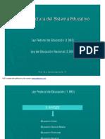 Ley Federal 1993 y Ley Nacional 2006_Presentación