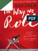 The Way We Roll by Scot Gardner - excerpt