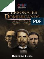 Personajes Dominicanos T-1