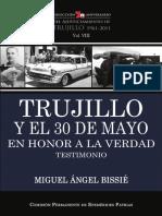 Trujillo y El 30 de Mayo