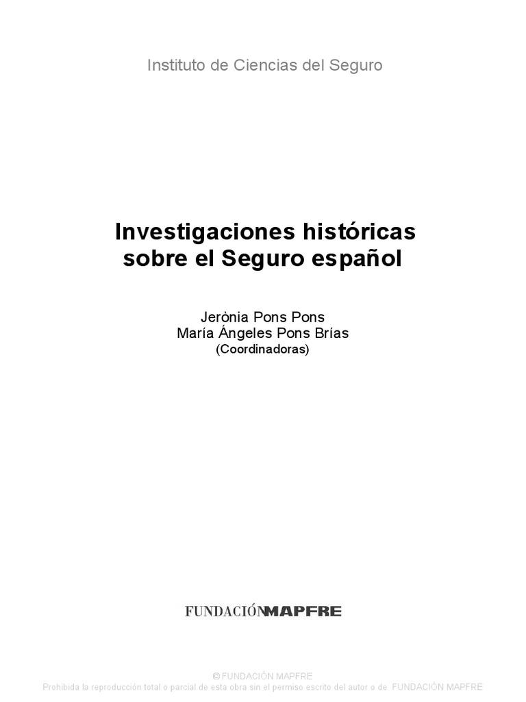 Investigacion Social de España