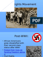 civil rights movement ppt
