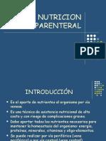 t4.1 - Nutricion Parenteral