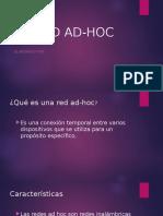 red ad-hoc