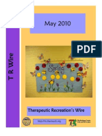 Therapeutic Recreation Wire May 2010