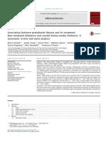Periodontiis y Enfermedad Cardiovascular