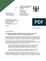 OCPC Petrowski Letter